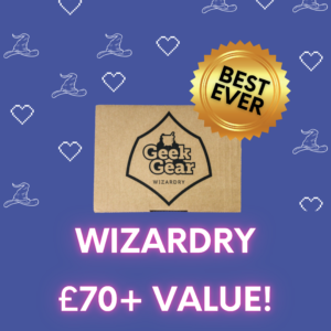 DELUXE BEST EVER Mystery WIZARDRY Past Box