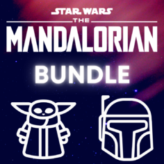 BUNDLE: The Mandalorian