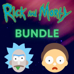 BUNDLE: Rick and Morty
