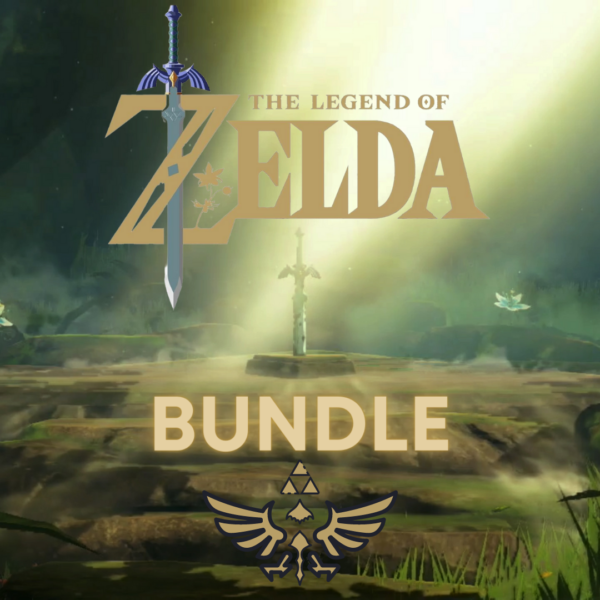 BUNDLE: The Legend of Zelda