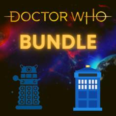 BUNDLE: Doctor Who