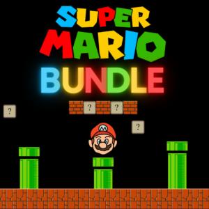 BUNDLE: Super Mario