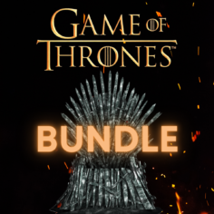 BUNDLE: Game of Thrones