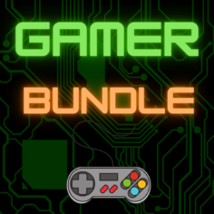 BUNDLE: Gamer