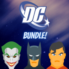 BUNDLE: DC Comics