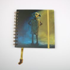 Licensed and Exclusive Dobby the Elf Notebook