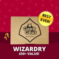 BEST EVER Mystery WIZARDRY Past Box