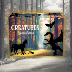 GeekGear Limited Edition – Creatures Box
