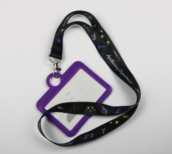 Magical Wizardry School Apothecary Department Lanyard