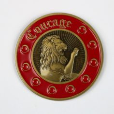 Wizardry School Collectors Coin - Red