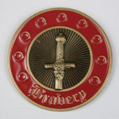 Wizardry School Collectors Coin – Red