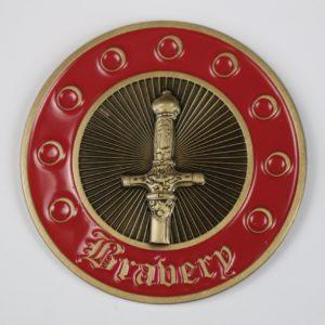 Wizardry School Collectors Coin - Red
