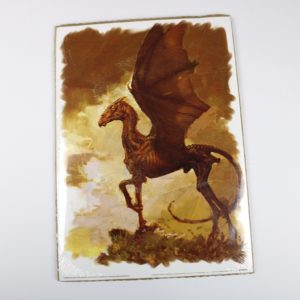 Licensed and Exclusive Thestral A4 Print