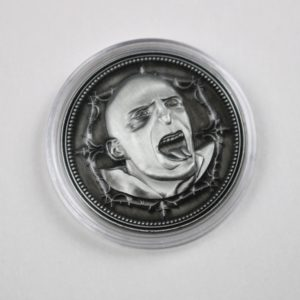 Limited Run - Licensed Voldemort Collector's Coin