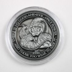 Limited Run – Licensed Voldemort Collector's Coin