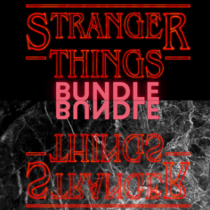 STRANGER THINGS BUNDLE