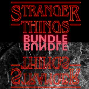STRANGER THINGS BUNDLE
