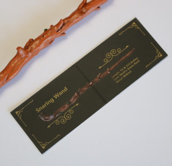 Unique Wands Exclusive – Snaring Wand