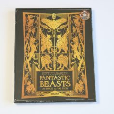 Licensed and Exclusive Fantastic Beasts Framed Print