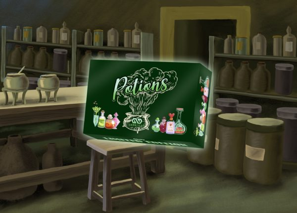 Potions Limited Edition Box