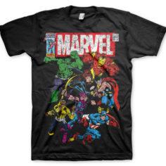 Marvel Team-Up T-Shirt