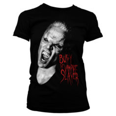 Buffy The Vampire Slayer – Spike Girly Tee