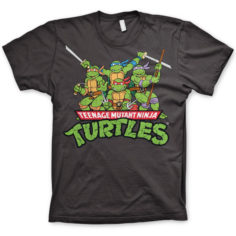 Turtles Distressed Group T-shirt