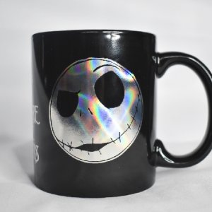 Licensed and Exclusive Nightmare Before Christmas Mug
