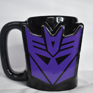 Licensed and Exclusive Megatron Transformers Mug