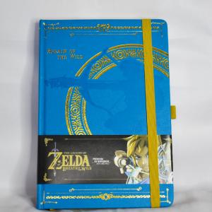 Licensed and Exclusive Zelda Notebook (A5)
