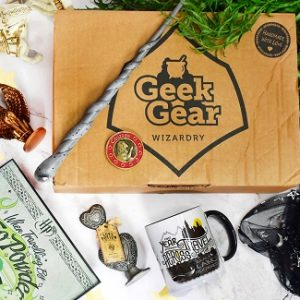 The Best of Geek Gear Box
