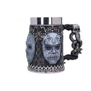 Harry Potter Death Eater Mask Voldemort Collectable Tankard