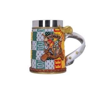 Harry Potter Golden Snitch Quidditch Collectable Tankard